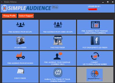 Simple Audience Pro