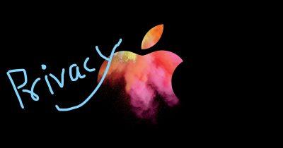 apple iphone privacy leak
