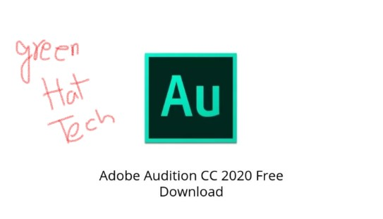 Adobe Audition CC 2020 Free Download