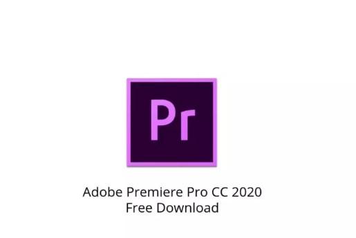 Adobe Premiere Pro CC 2020 Free Download