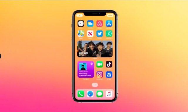 iOS-14-widgets-on-home-screen