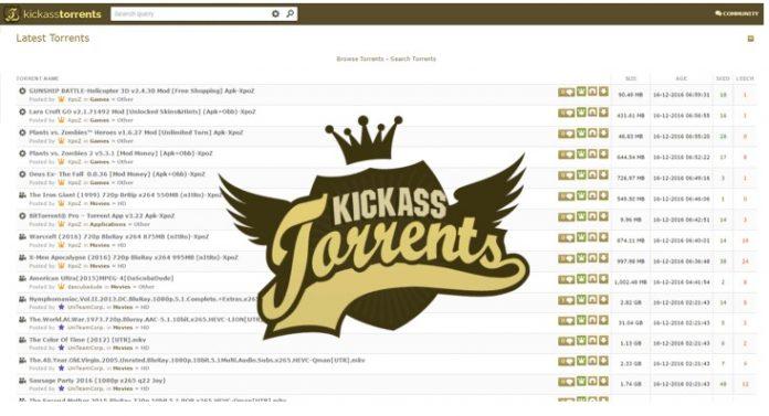New 14 Best Kickass Proxy and 5 Best Kickass Alternatives for 2020